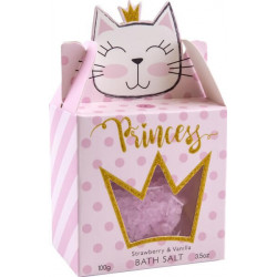 Sels de bain PRINCESS KITTY