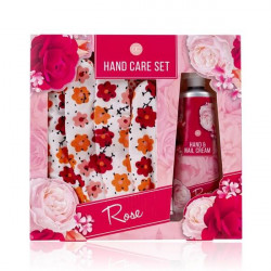 Coffret ROSE COLLECTION pour le corps Tentation Cosmetic