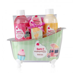 Coffret SWEET MOMENTS pour le corps Bullechic
