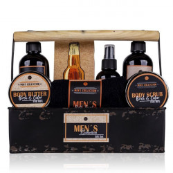Coffret MEN'S COLLECTION pour le corps Bullechic