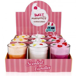 Bougie gourmande SWEET MOMENTS Bullechic