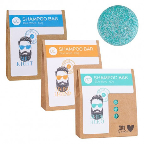 Shampoing solide HIPSTER STYLE