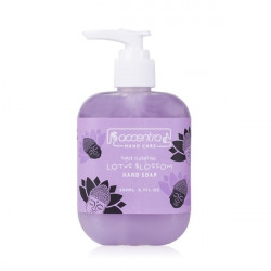 Distributeur savon mains HAND CARE COLLECTION Lotus Blossom