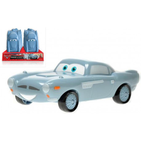 Gel douche 3D McMissile CARS